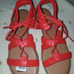 Old navy sandals size 9